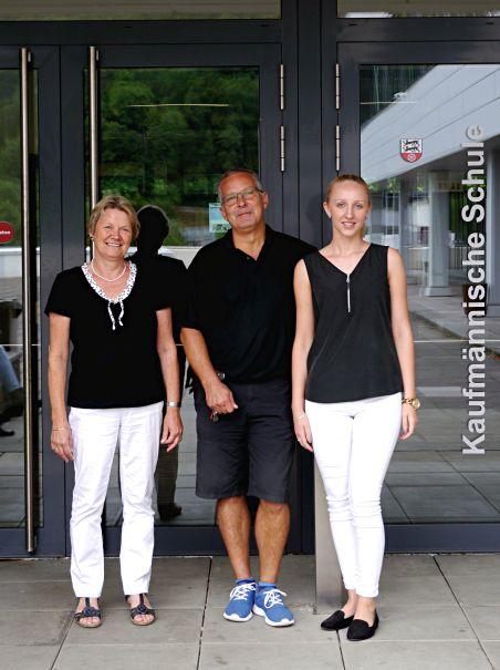 Frau Hirsch, Herr Bulenda, Frau Bauer