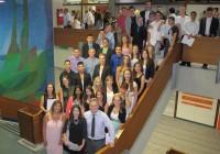Abschluss Wirtschaftsschule 2014