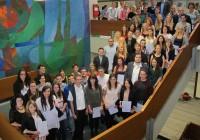 Gruppenbild Berufsschule 2014