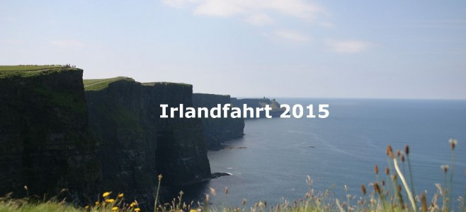 Irlandfahrt 2015