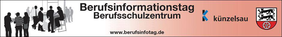 Berufsinformationstag K�nzelsau