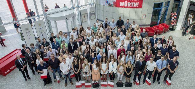 Abschlussfeier Berufsschule 2015-16