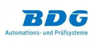 BDG GmbH, Automations- und Prüfsysteme